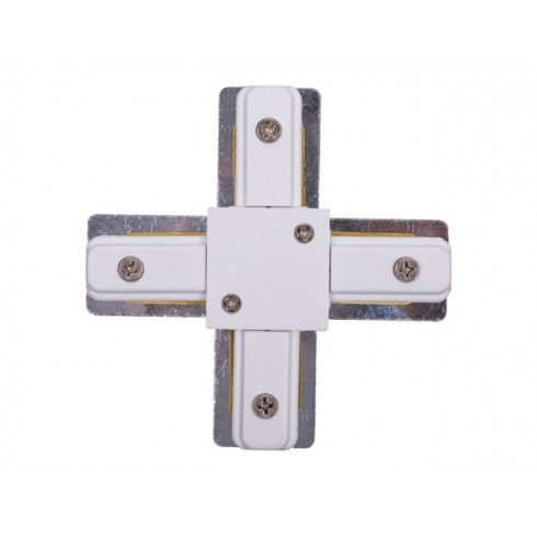 Track X Connector 9190 White