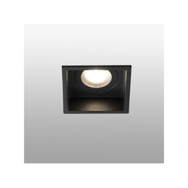 Hyde Black-1 square 40117, IP44