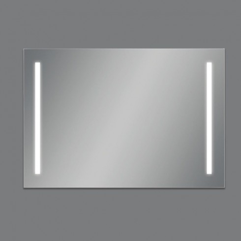Mirror Jour 16/429-110  2x10,5W LED IP44