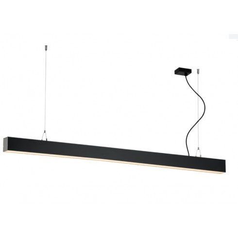 Station Black 60W LED L-150cm