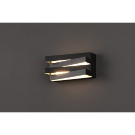 Araxa Wall Black 12W LED