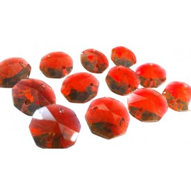 Crystal Topaz 14mm (10tk)